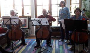 Ensemble Violoncelles